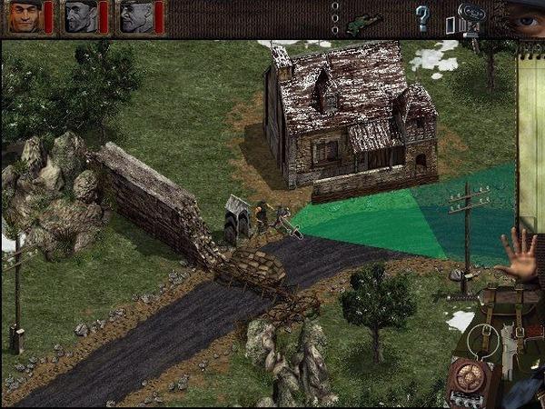 Hru Commandos (1998) udělalo Pyro studios, kdo ji vydal?