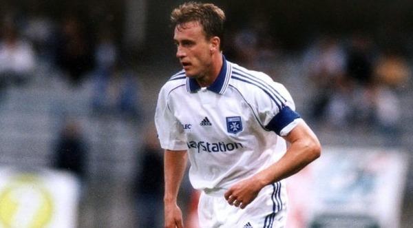 Stéphane Guivarc'h a été formé à l'AJ Auxerre.