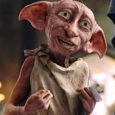 Avec quel vêtement Harry Potter delivre Dobby l'elfe de maison ?