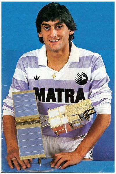 Qui est cet uruguayen qui a porté les couleurs du Matra ?