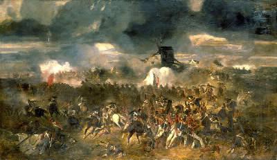 A quelle date a eu lieu la bataille de Waterloo ?