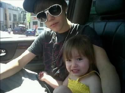 Comment s'appelle la soeur de Justin Bieber ?