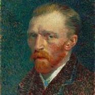 Vincent van Gogh es un pintor