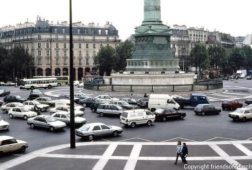 Quel changement ont connu les automobilistes en 1992 ?