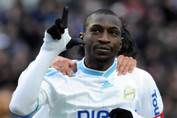 En 5 saisons, combien de buts Mamadou Niang a-t-il isncrit pour l'OM ?