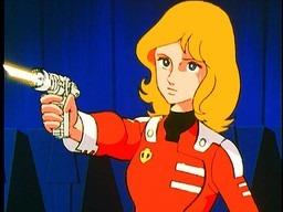 Joan est agent de la Police des Planètes.