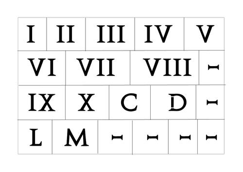 Comment écrit-on 500 en chiffre romain ?