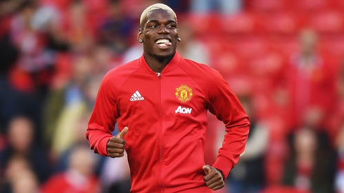 Paul Pogba a été transféré pour quelle somme ?