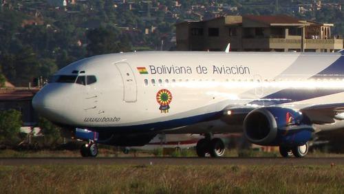 Z jakiego kraju pochodzi linia lotnicza Boliviana de Avacion ?