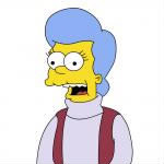 Pourquoi la mère d'Homer est-elle absente ?