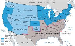 There are 11 states in the Confederate States of America.