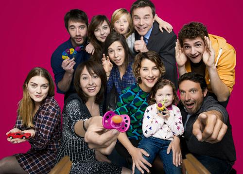 Lequel de ces personnages ne correspond pas à un des membres des familles Lepic et Bouley dans la série Fais pas ci, fais pas ça ?