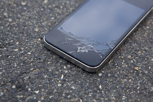 Hey mate, I know you're sad about your new phone breaking, but ______________________.