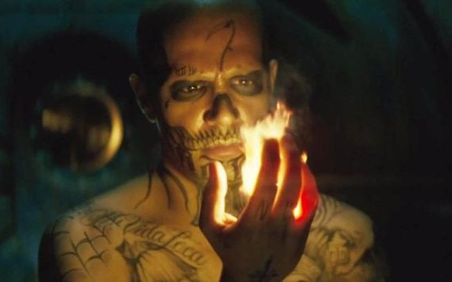 Siapakah nama pemain yang berperan sebagai El Diablo dalam film Suicide Squad ?