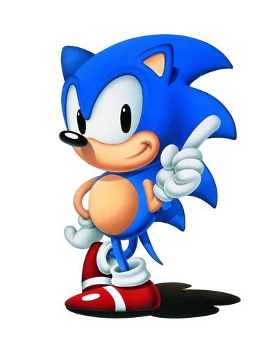 Quel animal est Sonic ?