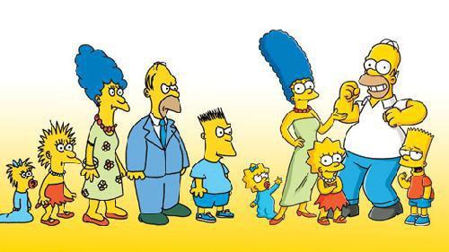 En quelle année les Simpson ont-ils été diffusés pour la première fois sur la Fox ?