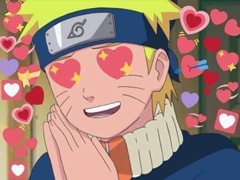 Por quem Naruto era apaixonado em Naruto clássico?