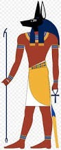 Comment s'appelle ce dieu Egyptien avec une tête de Chien ?