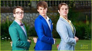 Qui sont ces 3 hommes ?