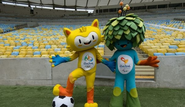 Quel est le nom de la mascotte des Jeux paralympiques de 2016 ?
