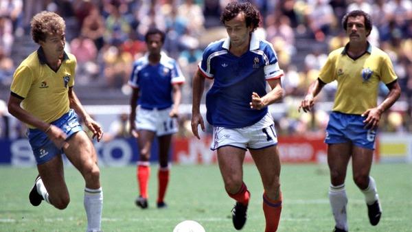 Comment s'est terminé le mythique France-Brésil du Mondial 86 ?
