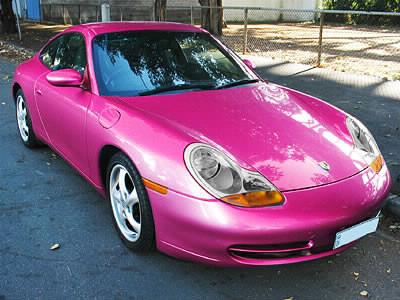 Quel est ce genre de Porsche ?