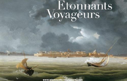 """Quelle ville organise le festival """"Etonnants Voyageurs"""" ?"""
