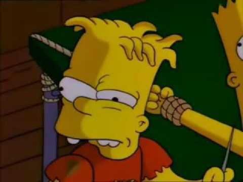 Quel est le prénom du frère Siamois de Bart ?