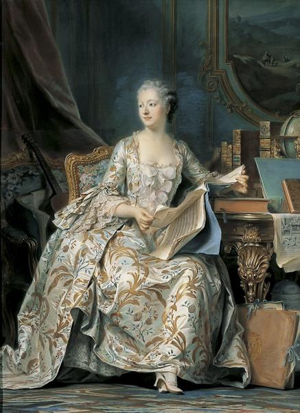 Comment se prénommait la marquise de Pompadour ?