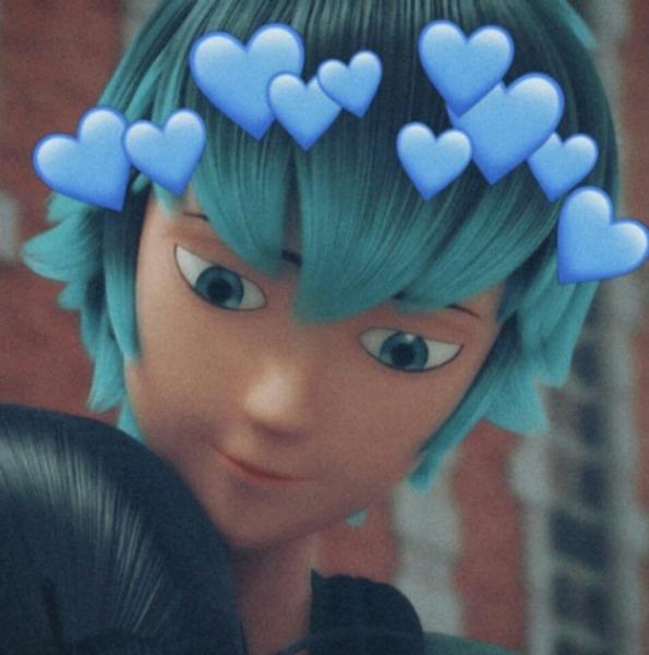 Luka Marinette'e hangi sözüyle aşkını ilan etmiştir?