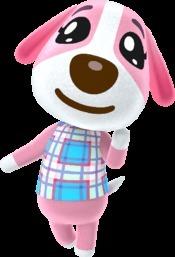 Qui est ce personnage d'Animal Crossing ?