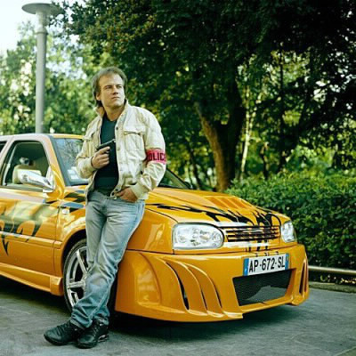 Comment s'appelle la voiture de J.Paul Boher ?