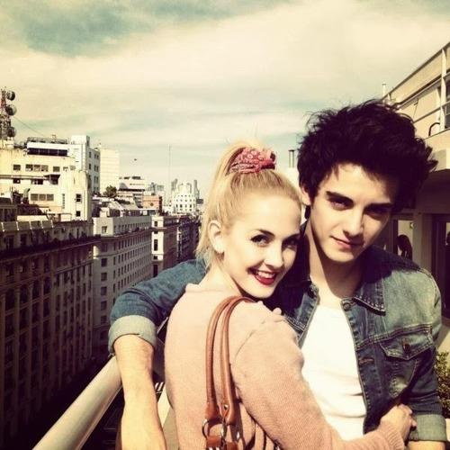 Comment s'appelle ce vrai couple ?