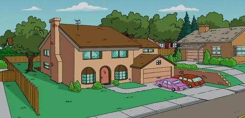 Quelle est l'adresse des Simpson ?