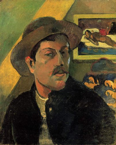 Quel était le prénom du peintre Gauguin ?