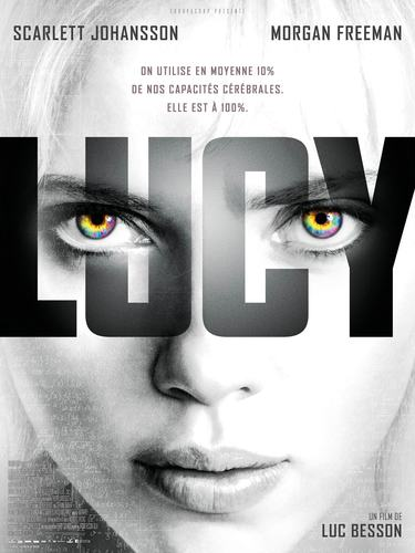 l'actrice principale du film Lucy de Luc Besson est Scarlett Johansson.