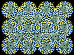 Combien voyez-vous de cercles bleu vert ?