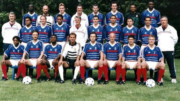 Quel joueur de l'équipe de France avait déjà participé à un Mondial avant celui-ci ?