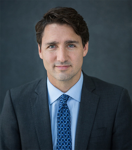 Who is Justin Trudeau ?