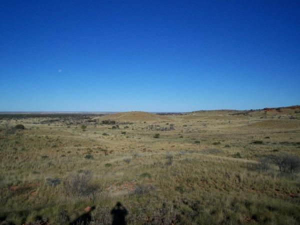 Kde sa nachádza Gipsonova púšť ?