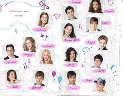 """Dans la série """"Violetta"""", qui joue le rôle principal ?"""
