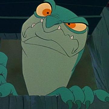 Quel est le nom de ce personnage dans Bernard & Bianca au Pays des Kangourous ?