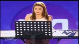 Quelle chanson a chanté Violetta pour la finale de Ymix ?