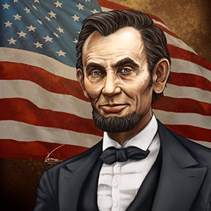 Did you know that the story of Thanksgiving was totaly writen by Lincoln ?