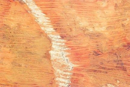 Veľká Piesočnatá púšť sa inak nazýva ?