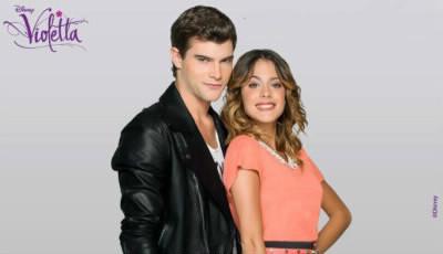 Quand Diégo va embrasser Violetta ?