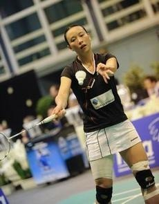 Hongyan PI a été Championne de France séniors :