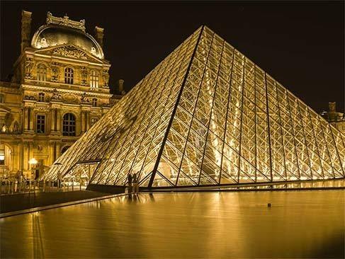 Dans quelle ville de France se trouve Le musée du Louvre ?