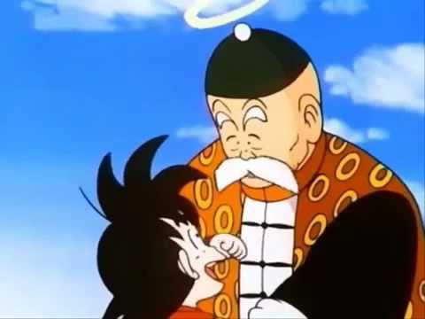 Qual o número da esfera dada a Goku pelo seu avô?