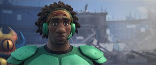 Quel est le nom de ce personnage dans Les Nouveaux Héros ?